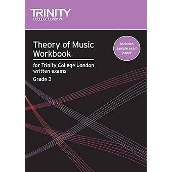 Theory of Music Workbook Grade 3 by Naomi Yandell - 9780857360021 Book