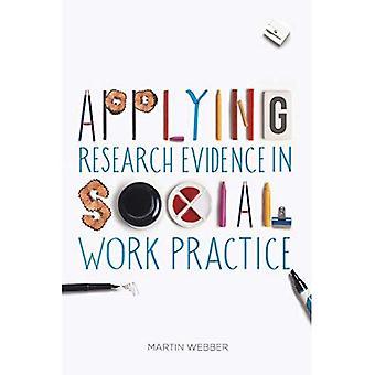 Aplicación de pruebas de investigación en la práctica de trabajo Social