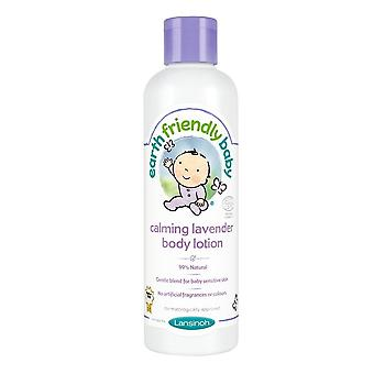 Earth Friendly Baby Calming Lavender Body Lotion