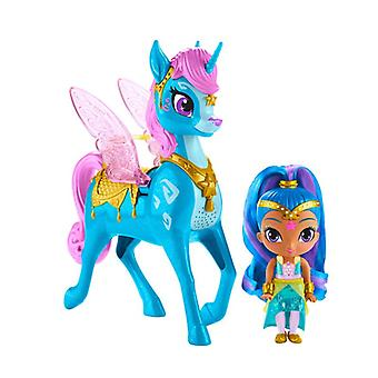 Shimmer And Shine - Shine & Magical Flying Zahracorn