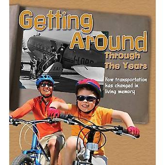 التجول عبر السنين-كيفية النقل قد تغير في المعيشة