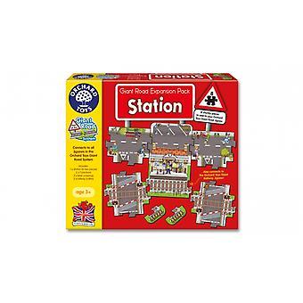 Huerta juguetes estación gigante camino Puzzle Pack de expansión