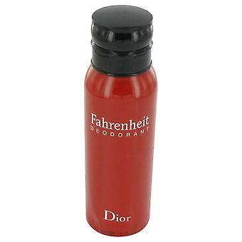 Fahrenheit Deodorant Spray By Christian Dior