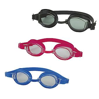 SwimTech Aqua Junior Kids Girls Boys Swimming Pool Water Goggles