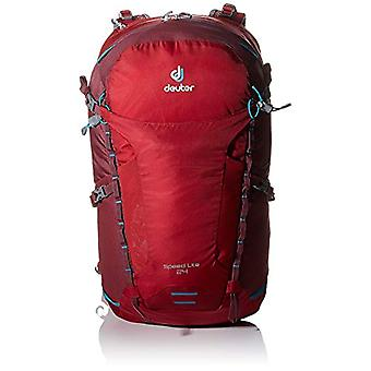 Deuter Speed Lite 24 - Unisex-Adult Backpack - Red (Cranberry/Maron) - 24x36x455 (W x H x L)