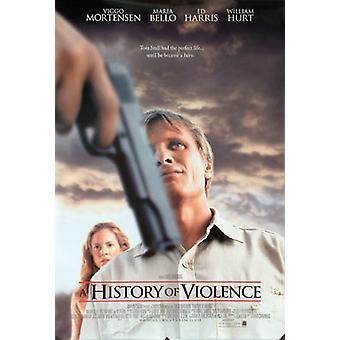 History Of Violence (2005) Original Cinema Poster
