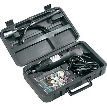 Multifunction tool incl. accessories, incl. case 130 W Basetech Mini 814677