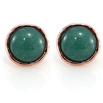 Lola Rose Boutique Collection Candence Earrings in Sea Green Quartz