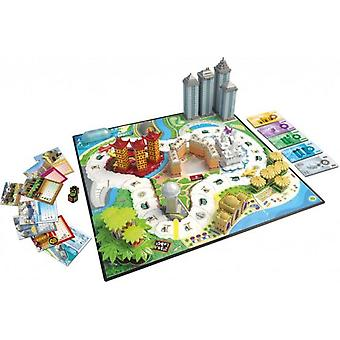 Asmodee Hotel Deluxe game (Toys , Boardgames , Strategic)