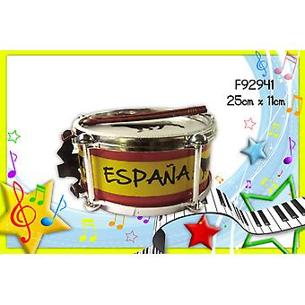 Cladellas  Spain drum Aluminum Med. (Toys , Educative And Creative , Music , Instruments)