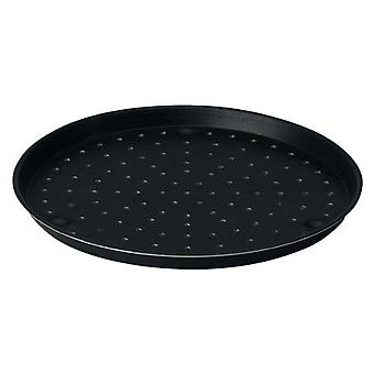 Lacor Perforated pizza pan,aluminium 28 (Home , Kitchen , Bakery , Molds)
