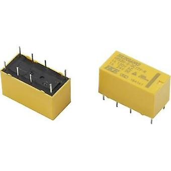 PCB relays 5 Vdc 2 A 2 change-overs HKE 1 pc(s)