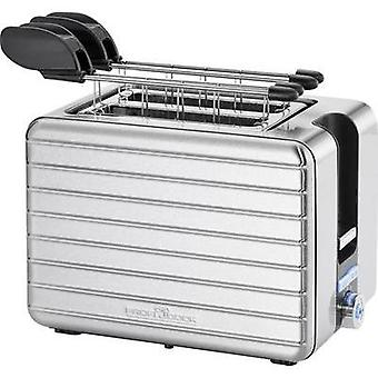 Toaster with home baking attachment Profi Cook PC-TAZ 1110 Stainless steel