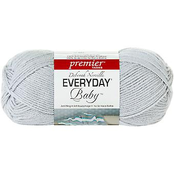 Deborah Norville Collection Everyday Baby Yarn-Fog Gray DN101-11