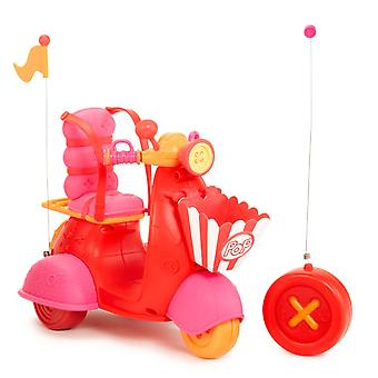 Lalaloopsy RC Scooter 27 MHz roze stoel