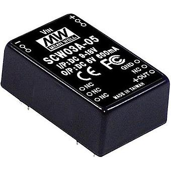 DC/DC-converter Mean Well SCW03B-05