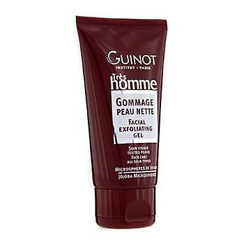 Guinot Tres Homme Facial Exfoliating Gel - 75ml/2.5oz