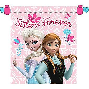 Officially Licensed | DISNEY | Frozen Sisters Forever Snack Bag Lunch
