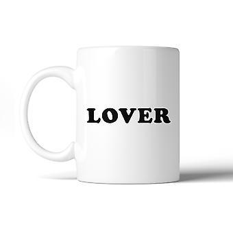 Lover Cute Ceramic Coffee Mug Unique Design Coffee Cup Gift Ideas