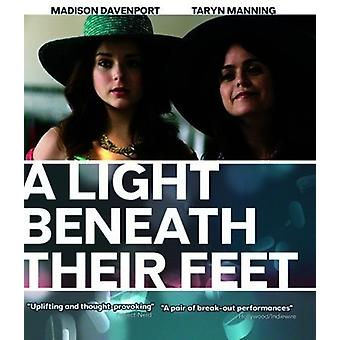 Importer des USA de la lumière sous leurs pieds [Blu-ray]