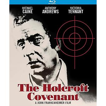 Holcroft verbond [Blu-ray] USA import