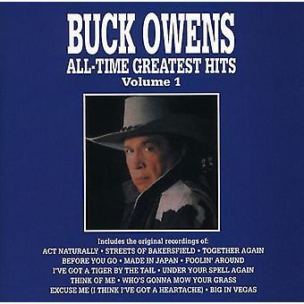 Buck Owens - Buck Owens: Vol. 1-All-Time mayor importación de los E.e.u.u. Hits [CD]