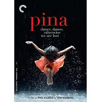 Pina [DVD] USA import
