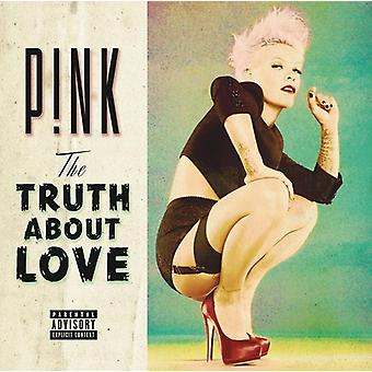 Pink - Truth About Love [CD] USA import