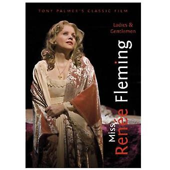 Tony Palmer - damas y caballeros... Importar de USA Miss Renee Fleming [DVD]