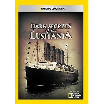 Dark Secrets of the Lusitania [DVD] USA import