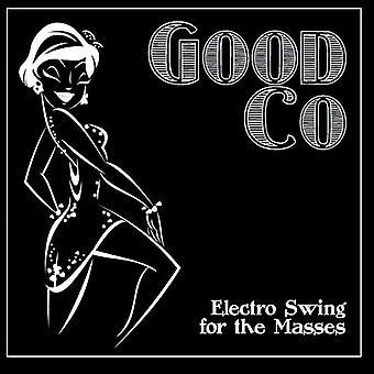 Bonne Co - Electro Swing pour l'importation des USA de Masses [CD]