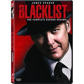 Blacklist: The Season 2 [DVD] USA import