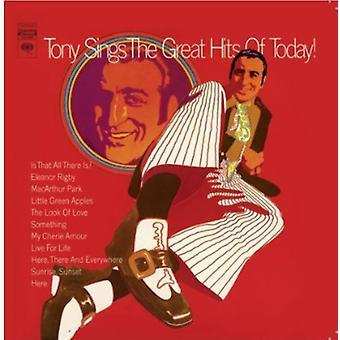 Tony Bennett - Tony Sings Hits [CD] USA import