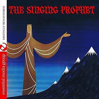 Herb Jeffries - sjungande profeten [CD] USA import