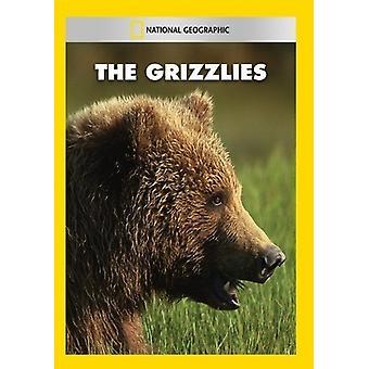 Grizzlies [DVD] USA import