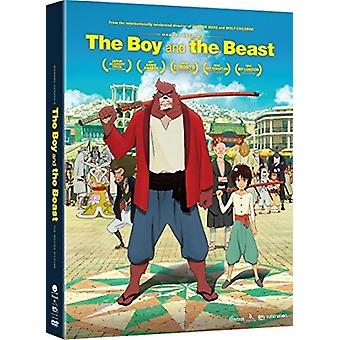 Boy & the Beast [DVD] USA import