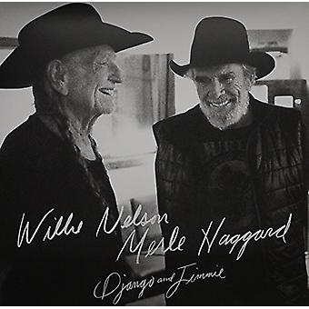 Nelson, Willie / Haggard, Merle - Django & Jimmie [Vinyl] USA import