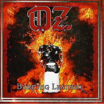 Oz - Burning Leather [CD] USA import