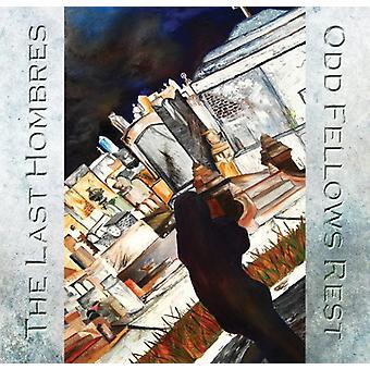 Sidste Hombres - Odd Fellows resten [CD] USA importerer
