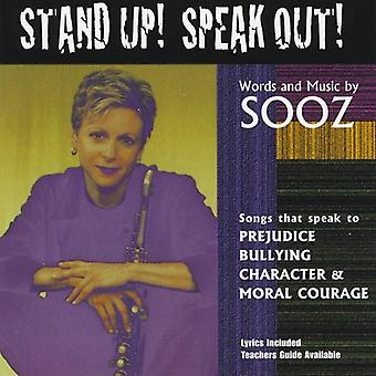 Sooz - Stand Up Speak Out [CD] USA import