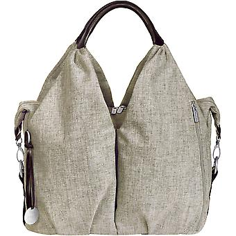 Lassig Green Label Neckline Changing Bag - Choco Melange