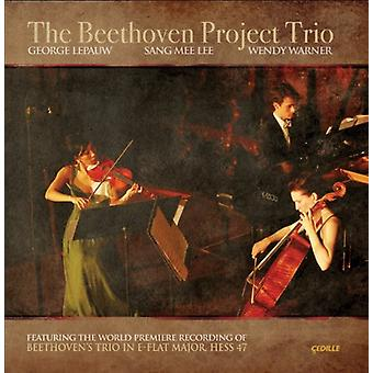 Larsen Beethoven - The Beethoven projekt Trio [CD] USA import
