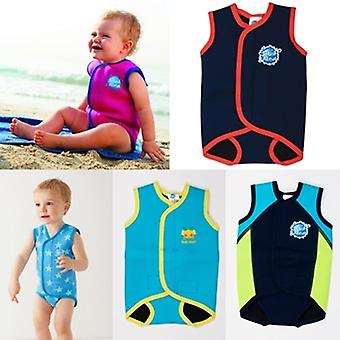 Splash About BABY WRAP, Warm Baby & Toddler Swimwear/Wetsuit NEOPRENE