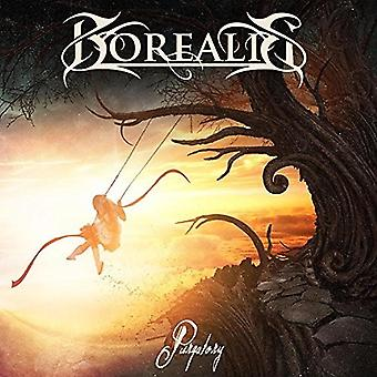 Borealis - Purgatory [CD] USA import