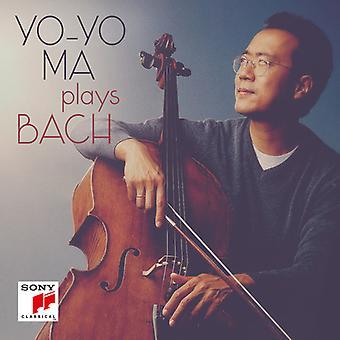 Yo-Yo Ma - Yo-Yo Ma spiller Bach [CD] USA importerer