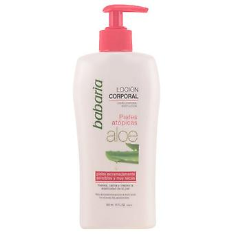 Babaria Aloe Lotion 300 Ml Atopic Skin