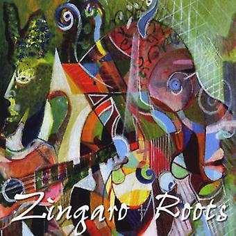 Zingaro Roots - Zingaro/Roots [CD] USA import