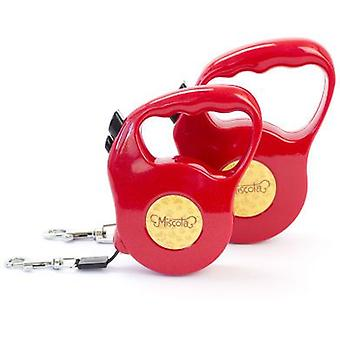 Miscota Red Extensible Strap (Dogs , Walking Accessories , Leads)