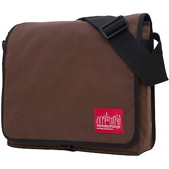 Manhattan Portage Medium DJ Bag - Dark Brown