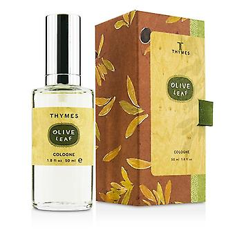 Thym feuille d'Olivier Cologne Spray 50ml/1.75 oz